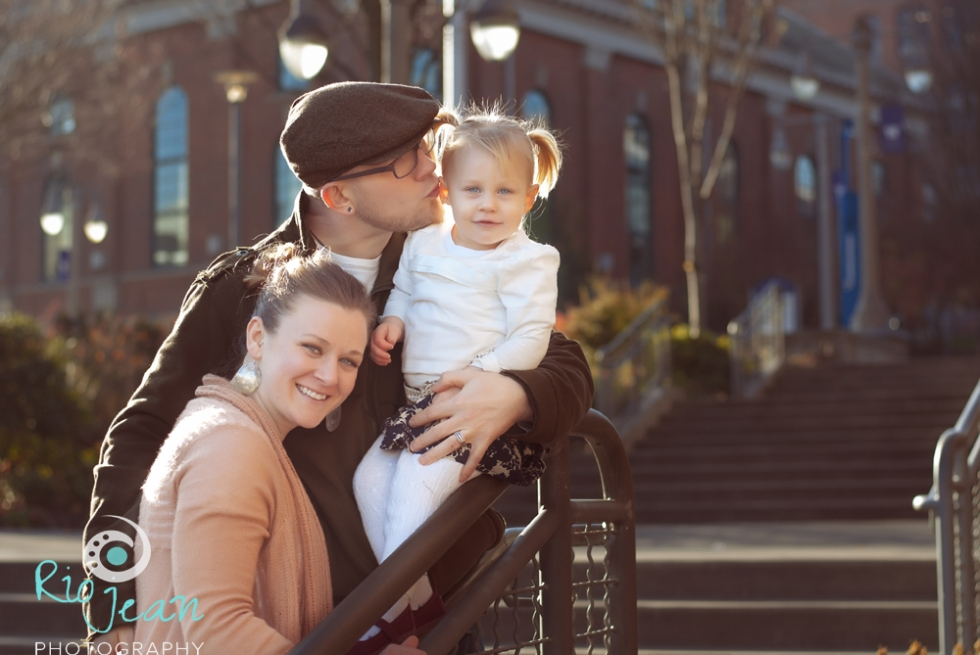 family-of-three-portrait-downtown-tacoma