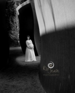 Sculpture-Park-Maternity-Session