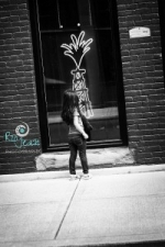 black-and-white-portrait-of-little-girl-tacoma-wa-opera-alley