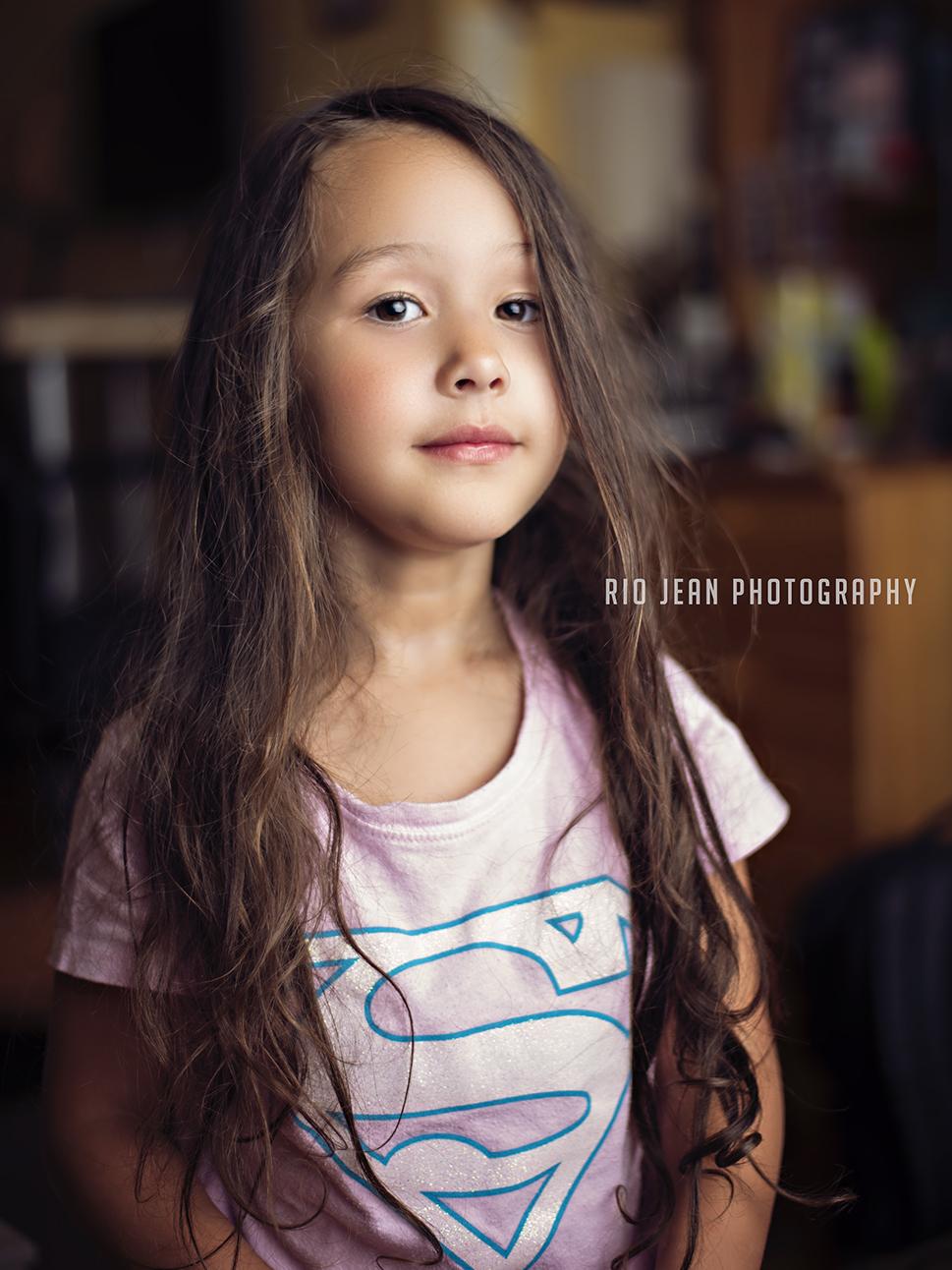 Rio Jean Photography child portrait photographer Studio lighting