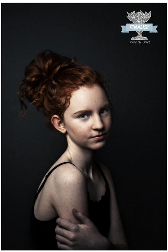 Tween Portrait